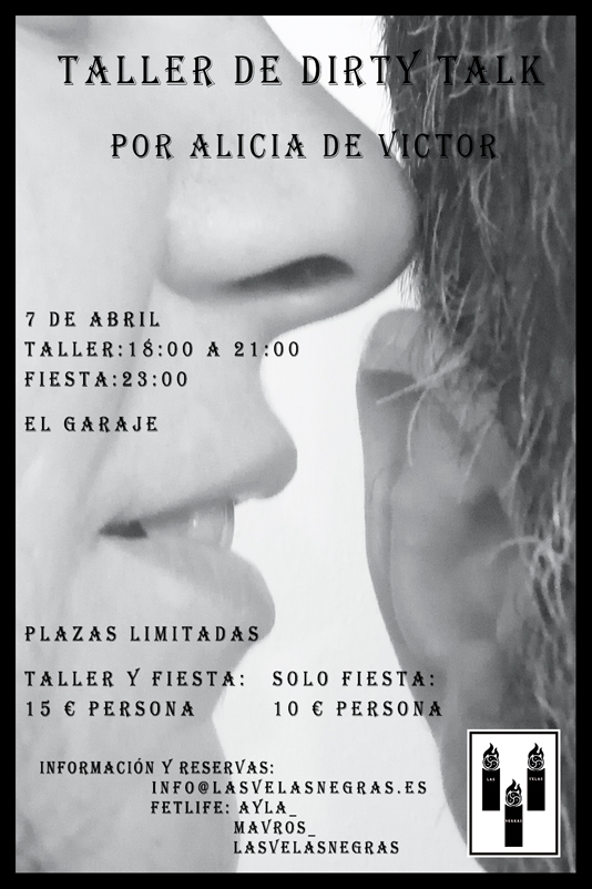 Cartel dirty talk 2 enviar